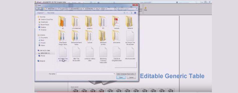 Feature på assembly-niveau fil-visning