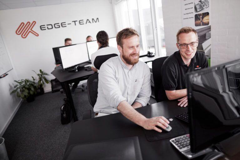 Edge-Team support