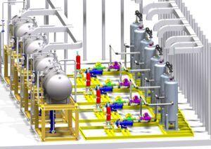 Smap3D procesanlæg