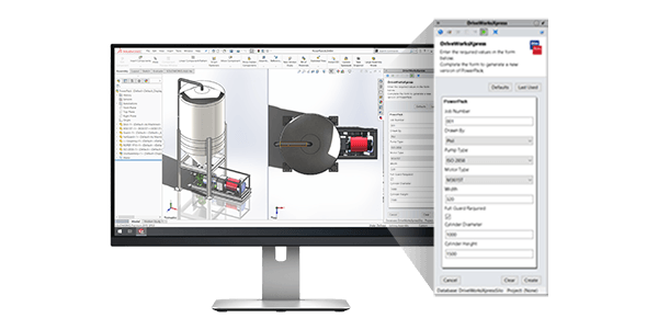 solidworks DriveWorksXpress