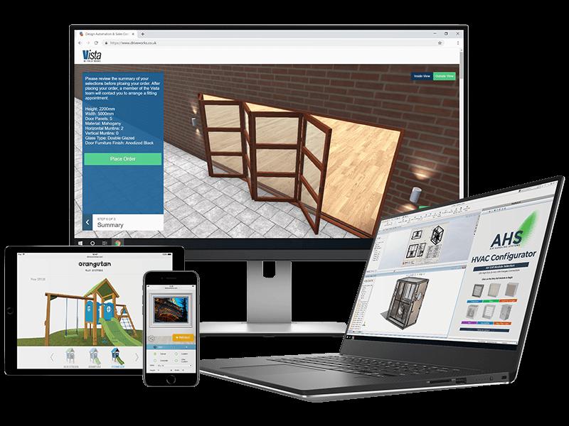 solidworks driveworkspro online konfigurator