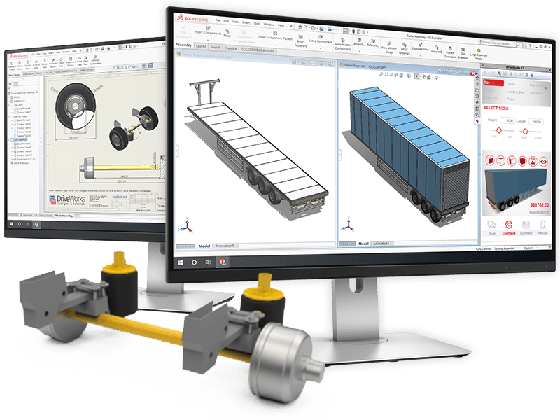 solidworks driveworkspro automation