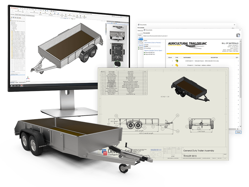 solidworks DriveWorkssolo preview