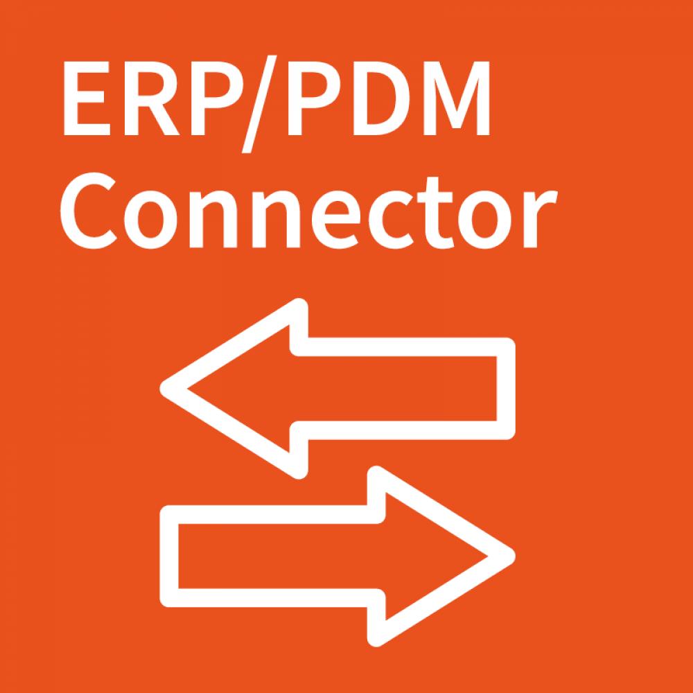 ERP/PDM connector logo
