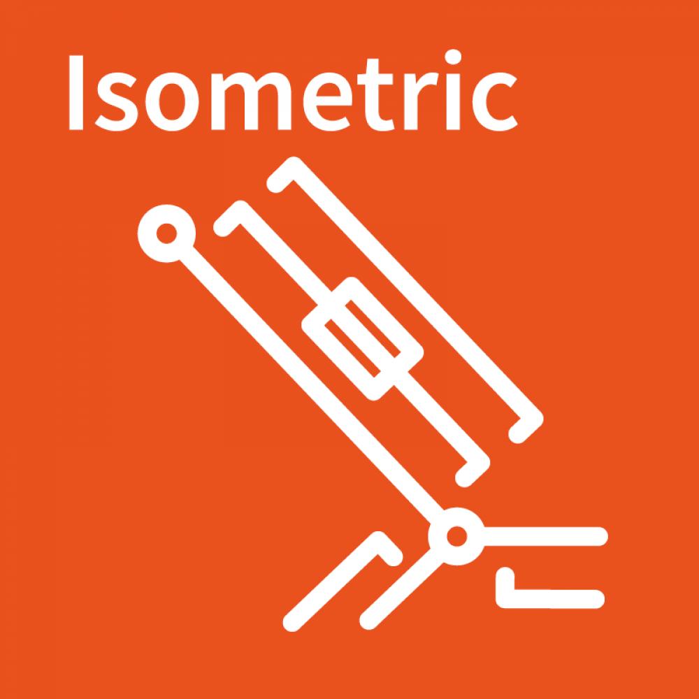 Isometric logo