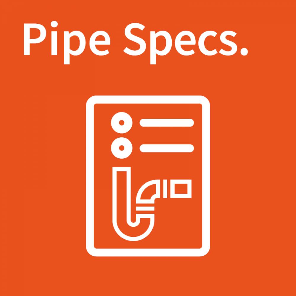 Pipe specs logo